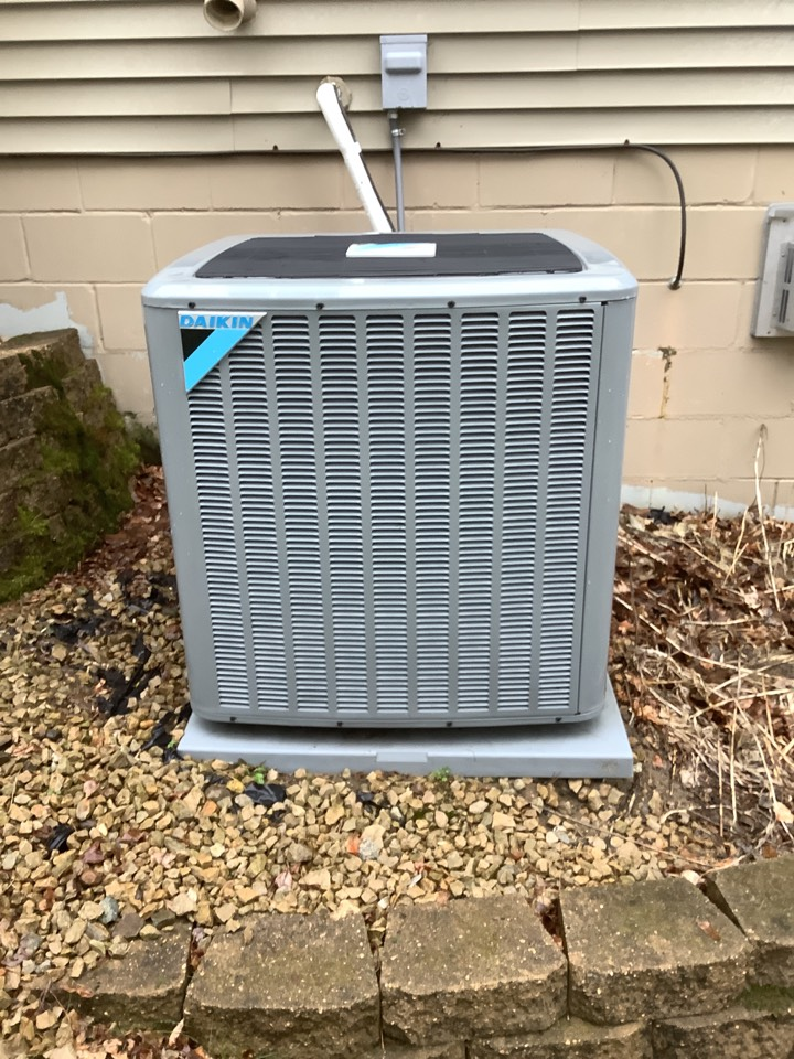 Maple Grove, MN - Performed ac tune up. Air conditioning tune up on a Daikin a/c