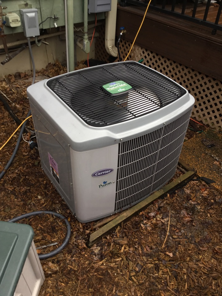 Excelsior, MN - Ac tune up on Carrier air conditioner