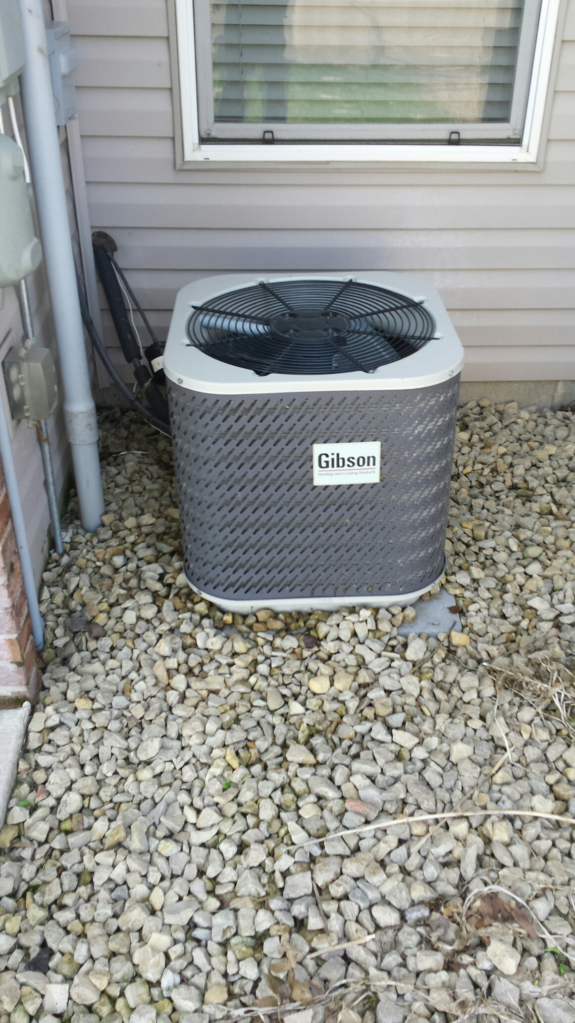 Zimmerman, MN - Gibson ac tune up