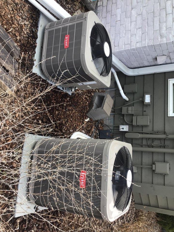 Maple Plain, MN - Bryant air conditioner maintenance