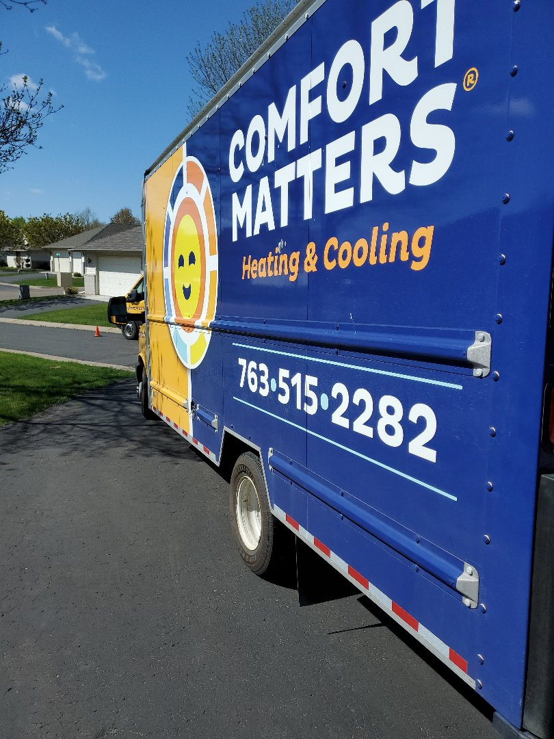 Monticello, MN - New furnace and AC along with Ductwork cleaning.