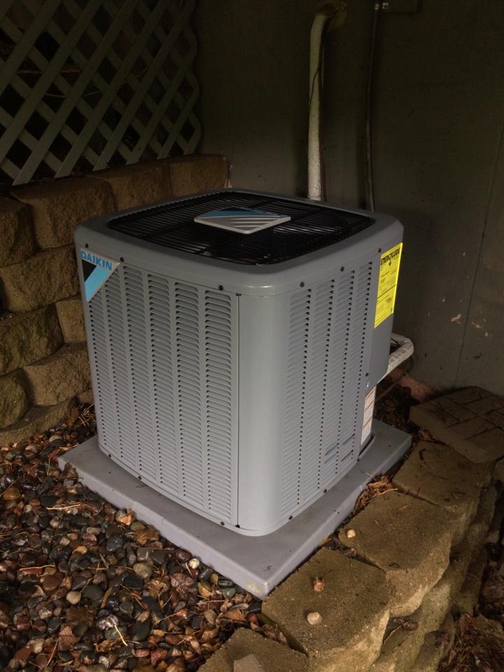 Buffalo, MN - Daikin air conditioner maintenance
