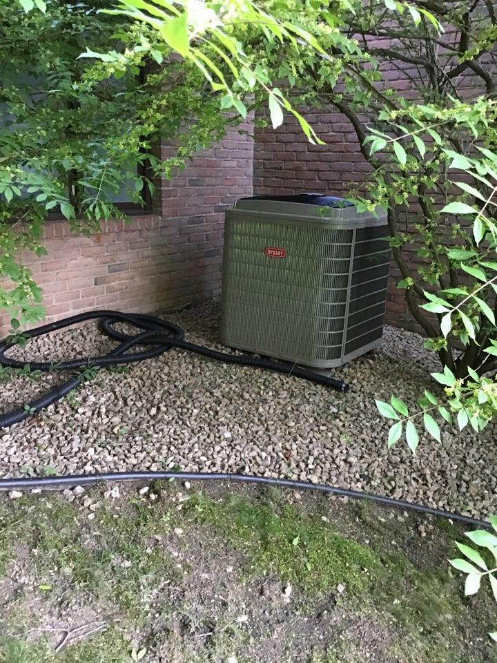 Wayzata, MN - Verified overall cooling operation
