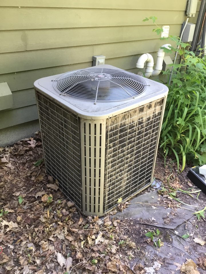 Wayzata, MN - No cooling call, found Ac motor booster failed and replaced