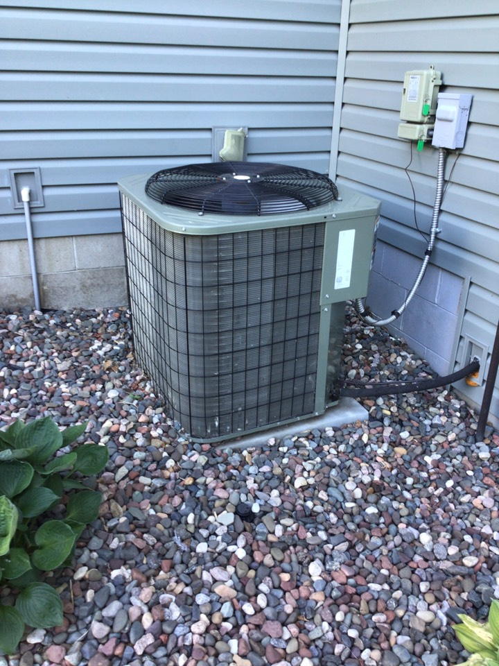 Albertville, MN - Payne air conditioning service