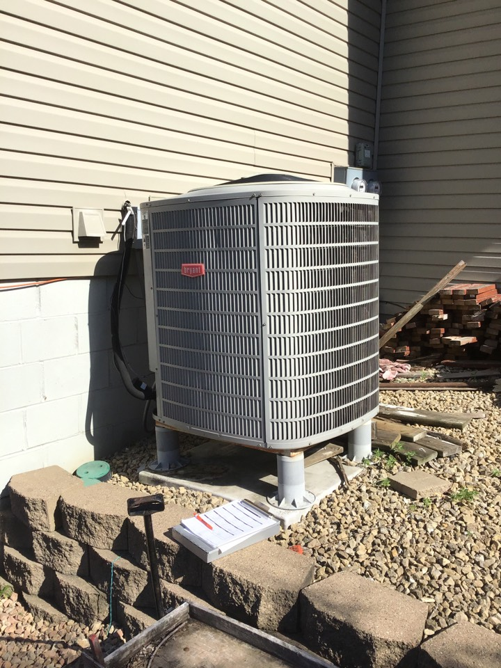 Otsego, MN - Verified overall cooling operation