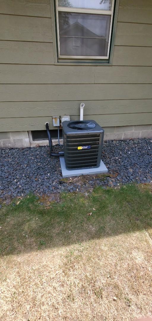 Champlin, MN - New furnace and ac