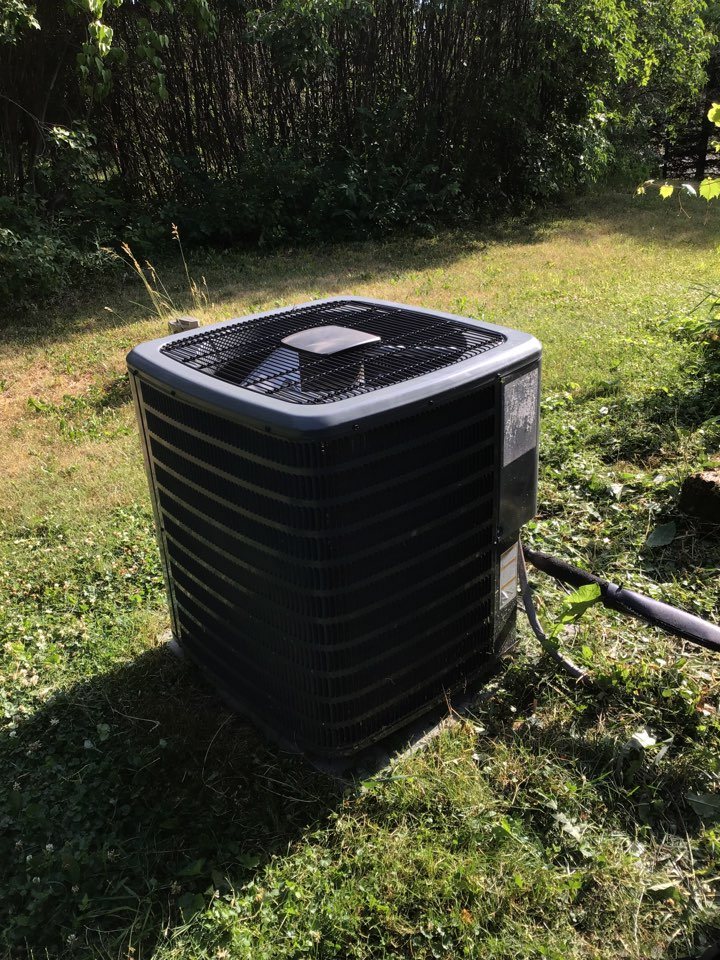 Independence, MN - Verified overall cooling operation
