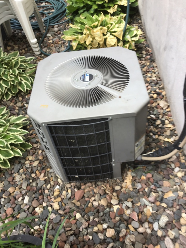 Osseo, MN - Replaced a failed motor booster.