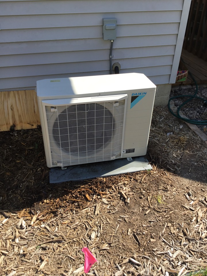 Champlin, MN -  No cooling call. Found blown fuse and replaced.