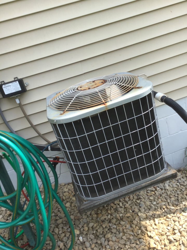 Hanover, MN - Verified overall cooling operation