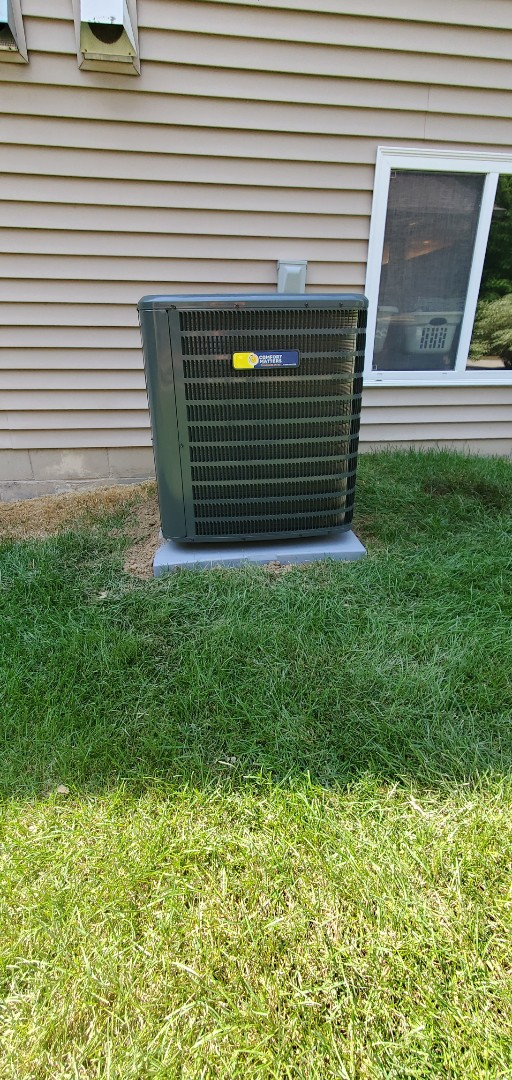 Hanover, MN - New furnace and AC
