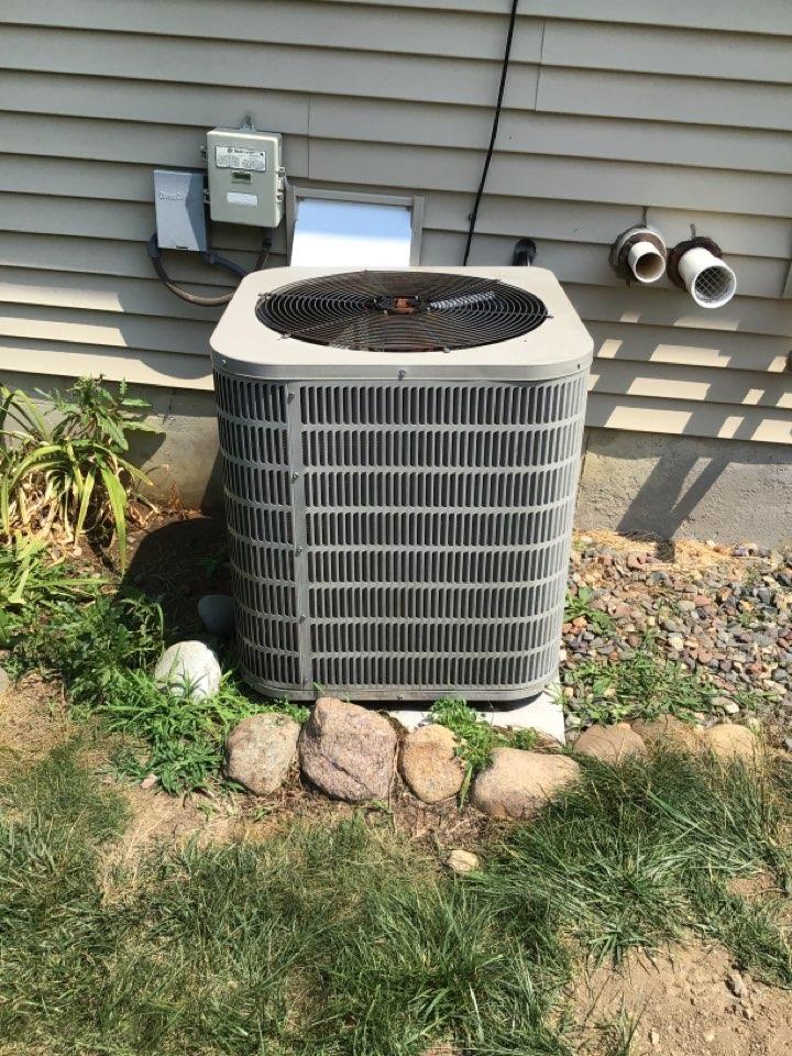 Rockford, MN - Goodman air conditioner maintenance