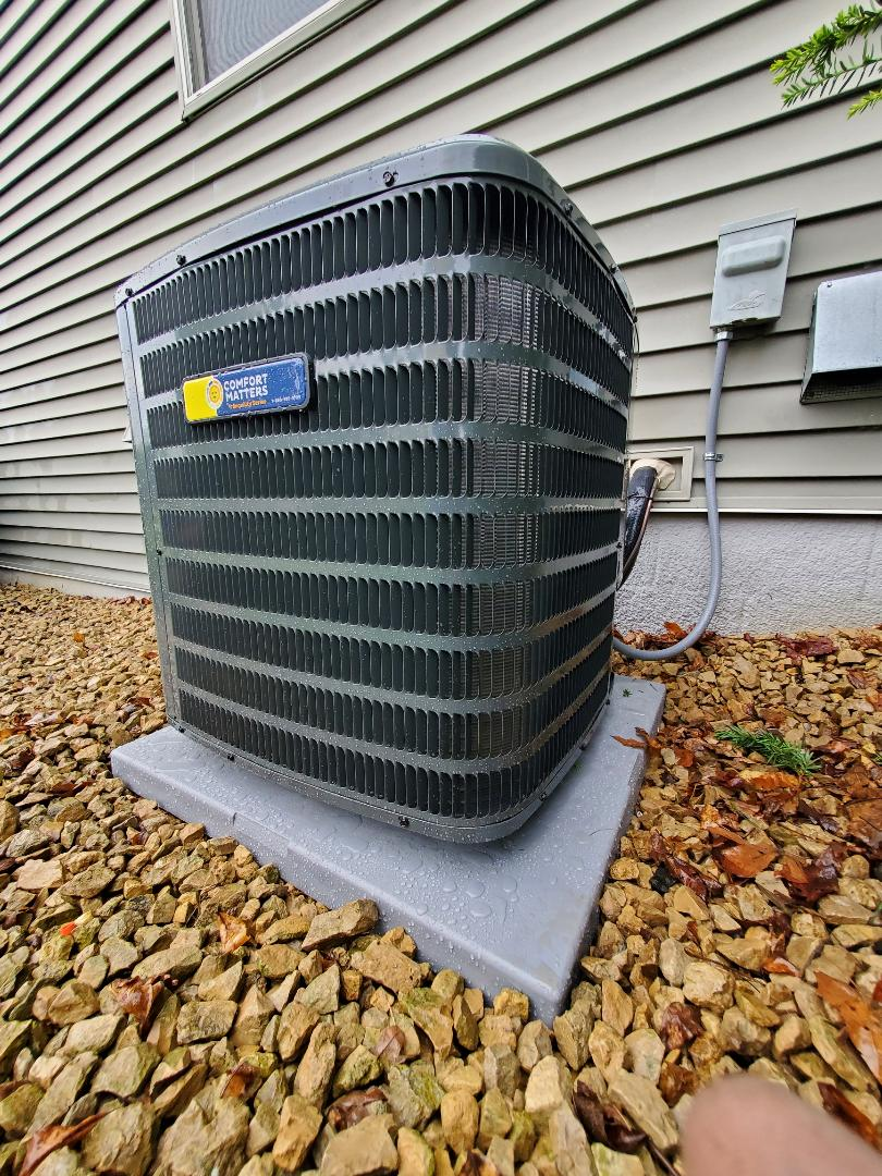 Rogers, MN - INSTALLED GOODMAN FURNACE AND AC IN ROGERS, MN