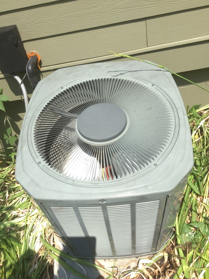 Buffalo, MN - Verified overall cooling operation