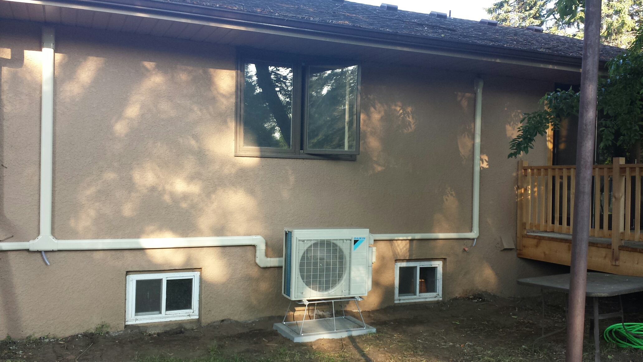 Golden Valley, MN - 4 head ductless  install