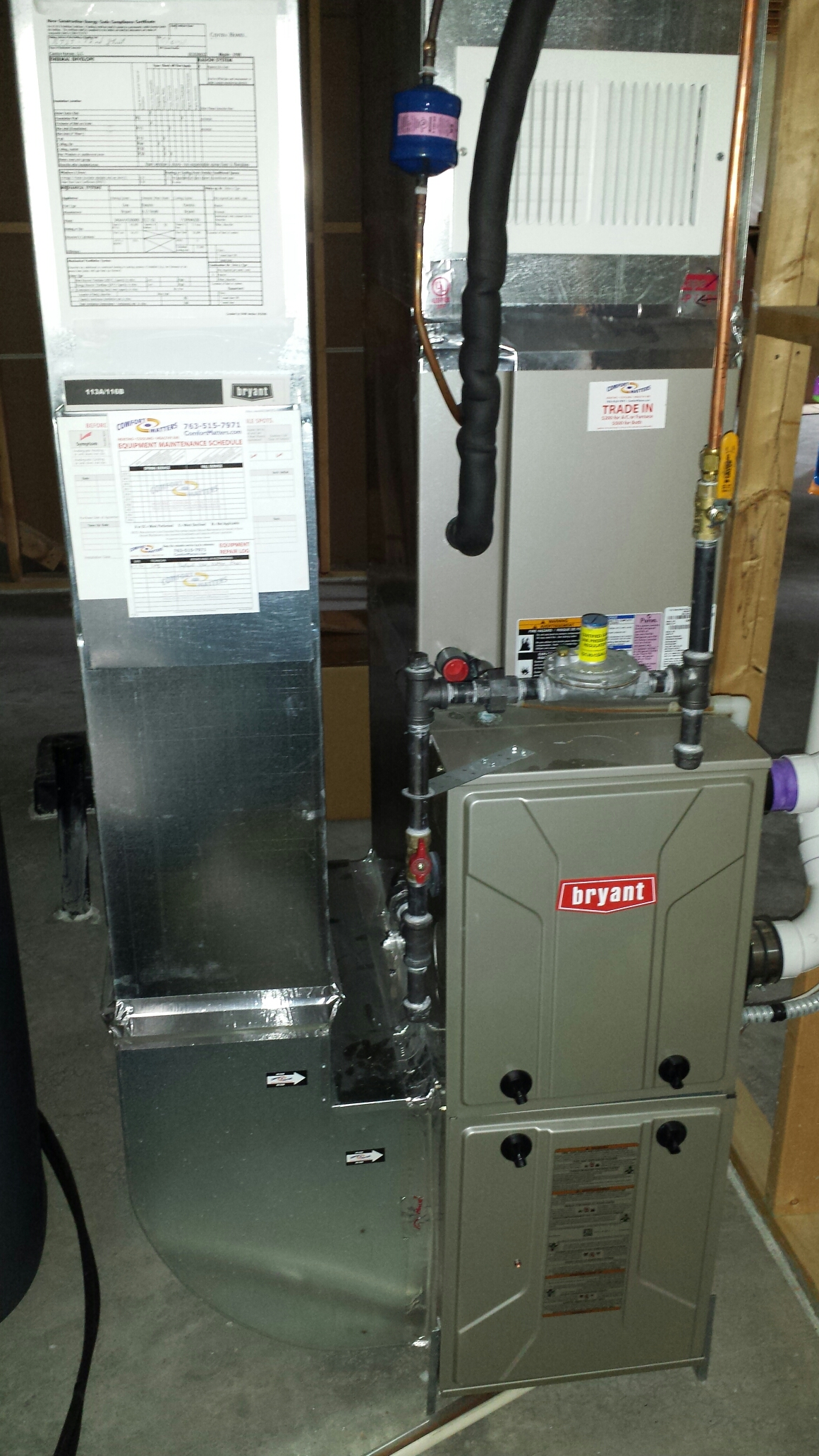 Furnace Amp Air Conditioning Repair In Otsego Mn