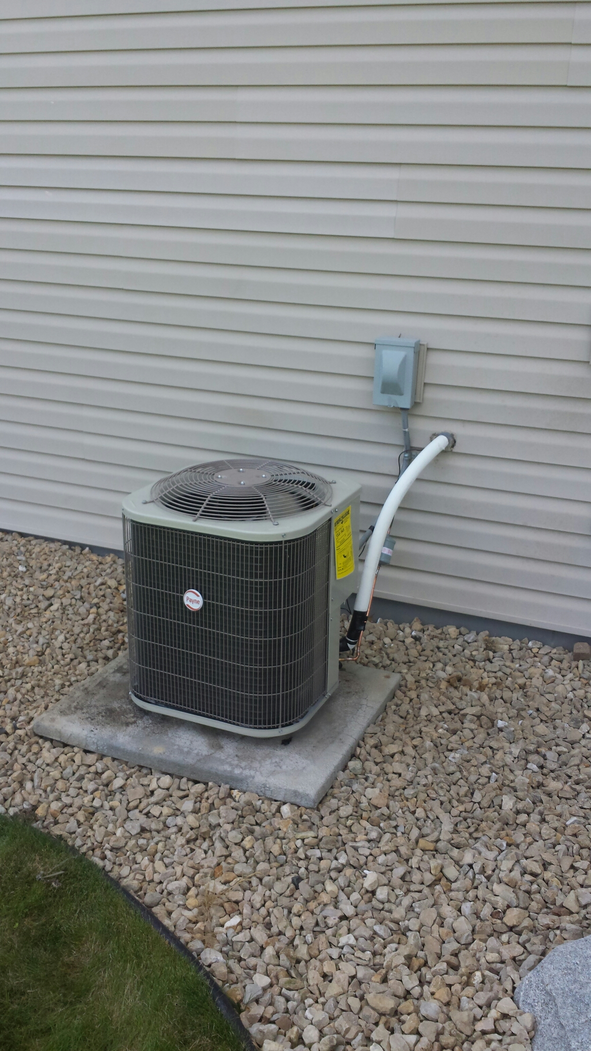 Champlin, MN - Condenser replacement