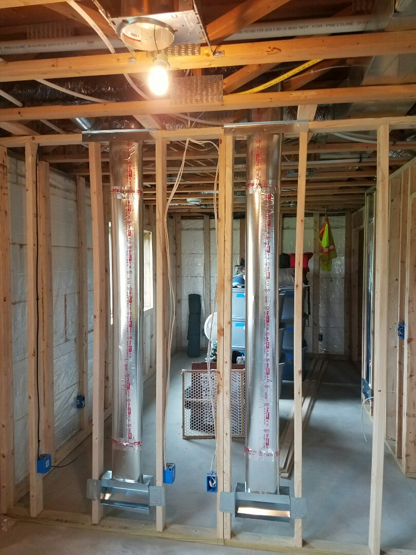 Becker, MN - Basement finish