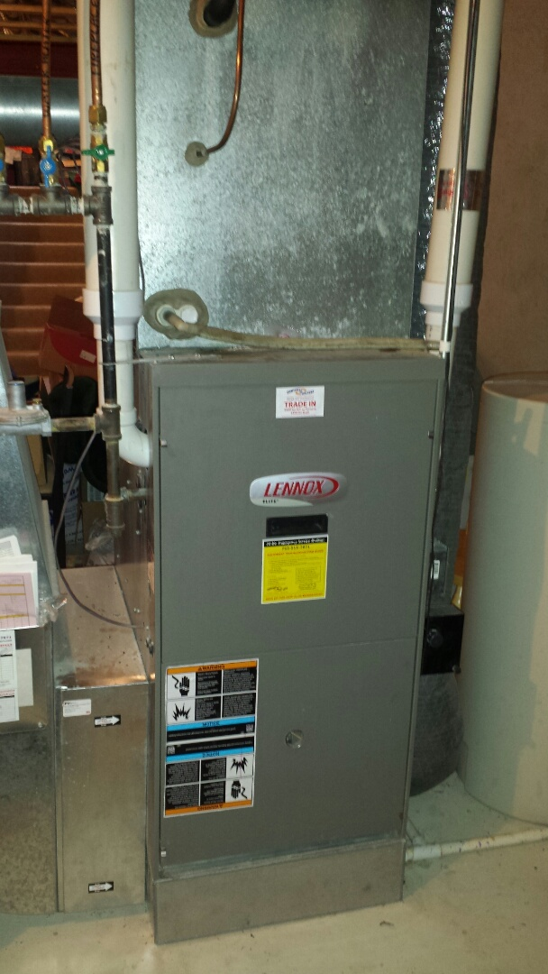 Wayzata, MN - Lennox Furnace tune up and maintenance