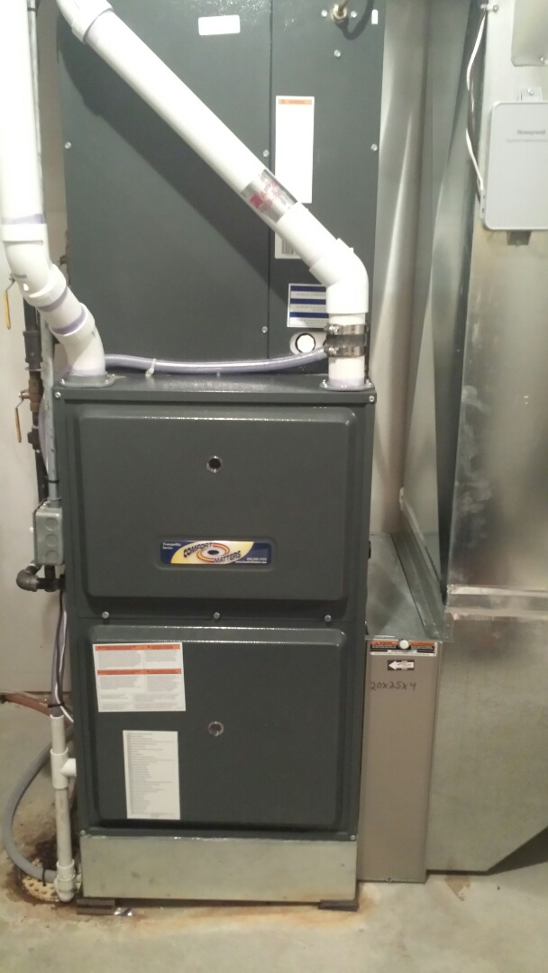 Delano, MN - Goodman furnace tune up and cleaning