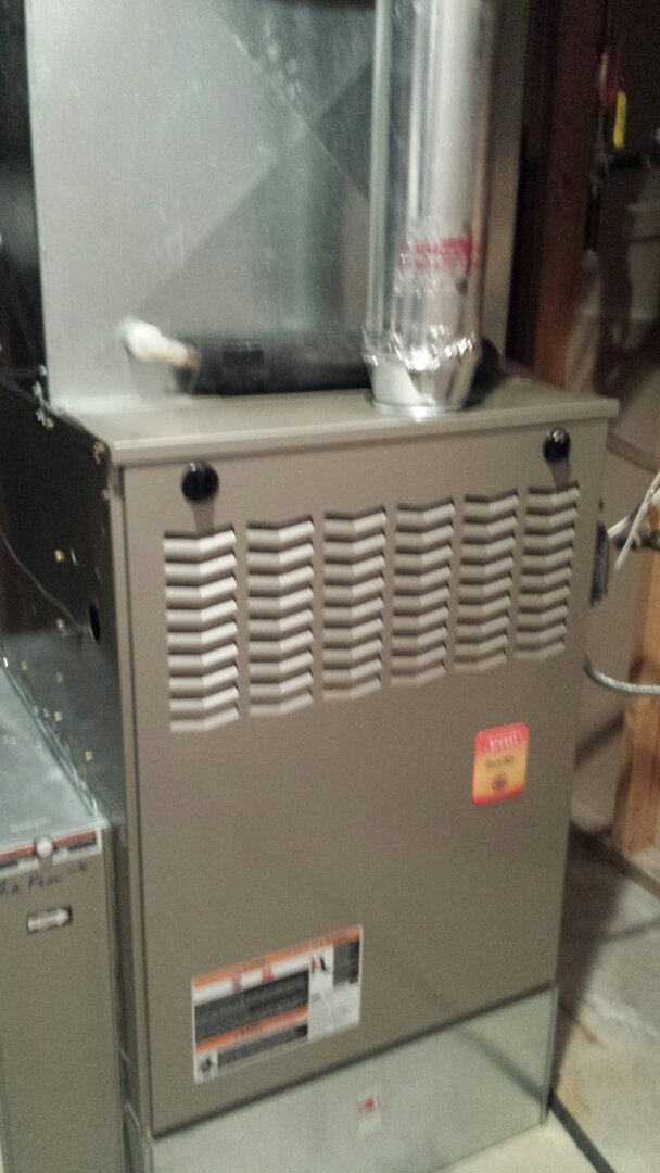 Minnetonka, MN - Bryant furnace tune up and cleaning