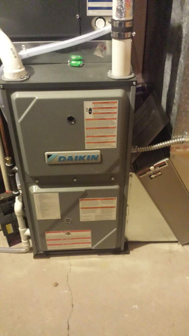 Independence, MN - Daikin furnace tune up and cleaning