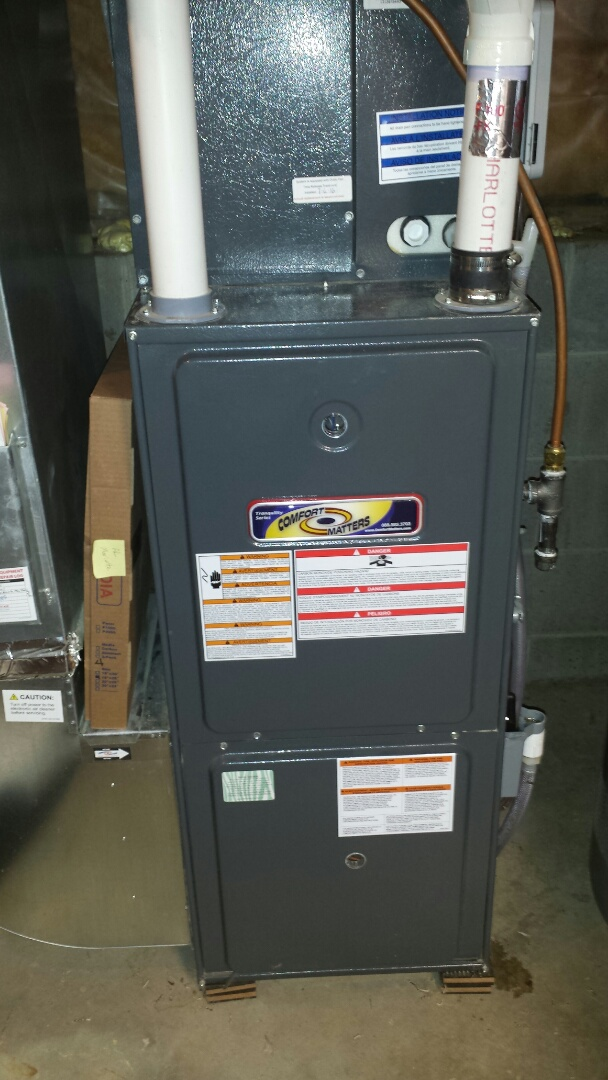Corcoran, MN - Daikin furnace tune up and cleaning