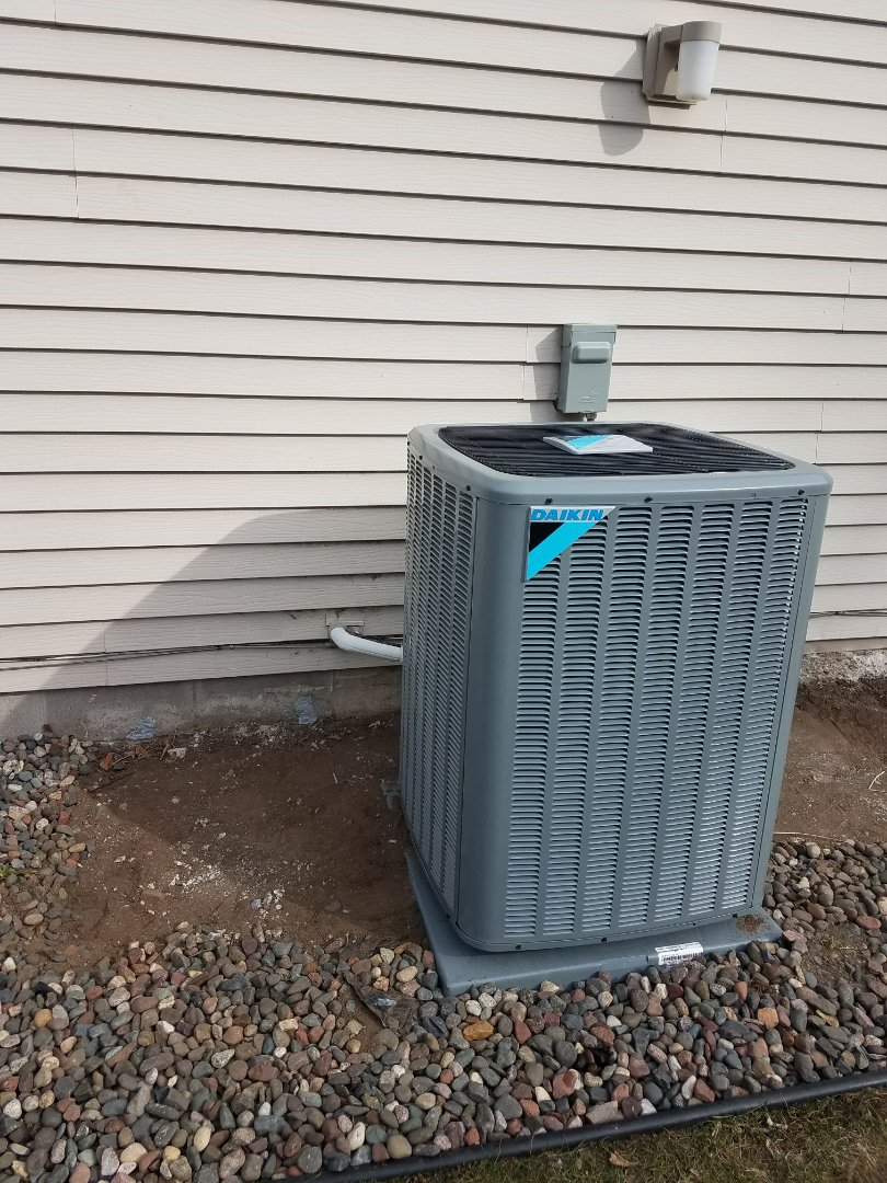 Monticello, MN - New system install