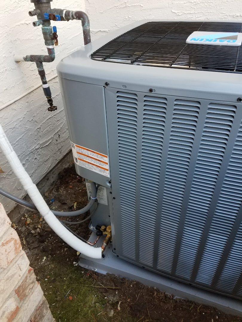 Eden Prairie, MN - New system install