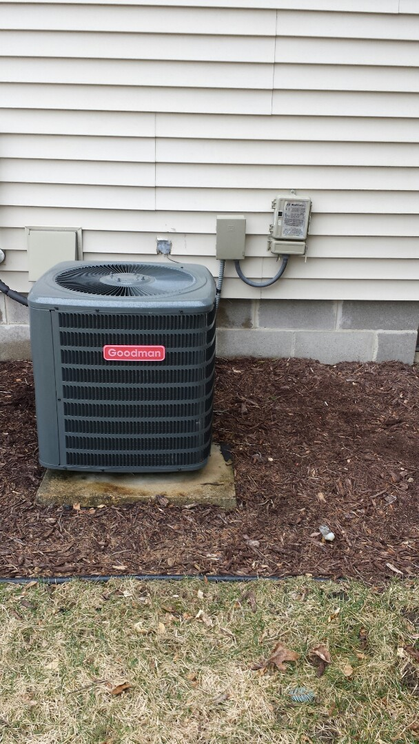 Minneapolis, MN - Goodman cooling system tune up and clean