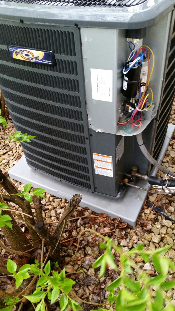 Eden Prairie, MN - Tune up on Amana air conditioning unit in Eden Prairie