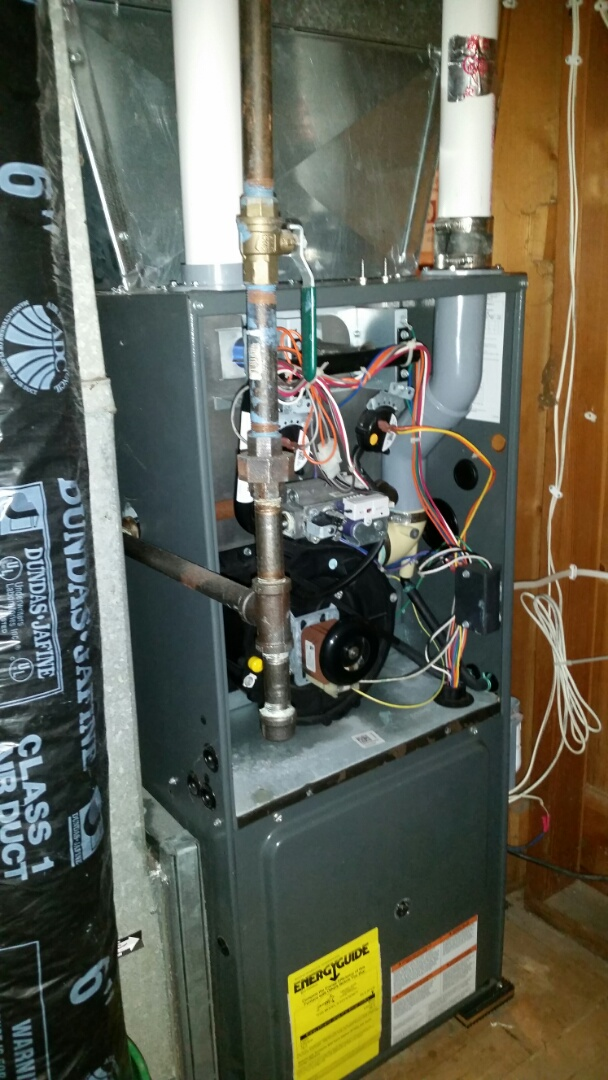 Excelsior, MN - Furnace Tune up on Goodman unit in Minnetonka