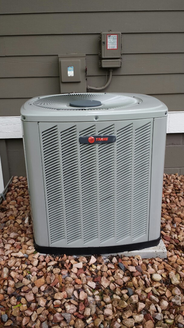 Minneapolis, MN - Trane cooling system tune up and clean