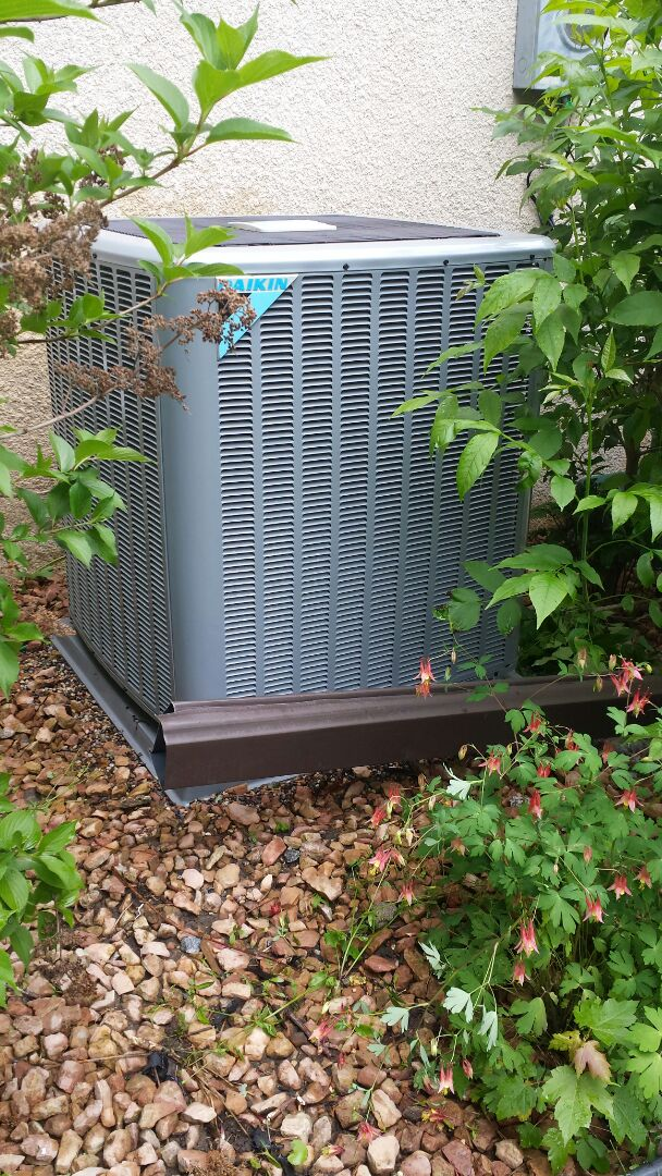 Minneapolis, MN - Daikin cooling system tune up and clean