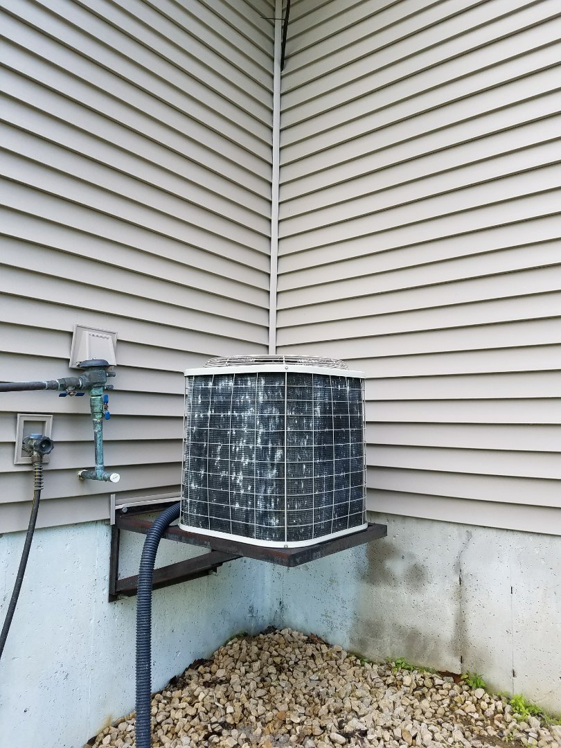 Plymouth, MN - Bryant a.c. system not cooling. Replaced power booster and performed tune up