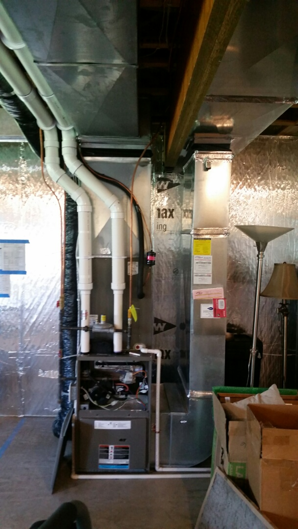 Osseo, MN - A/C tune up and ductwork quoting in Maple Grove