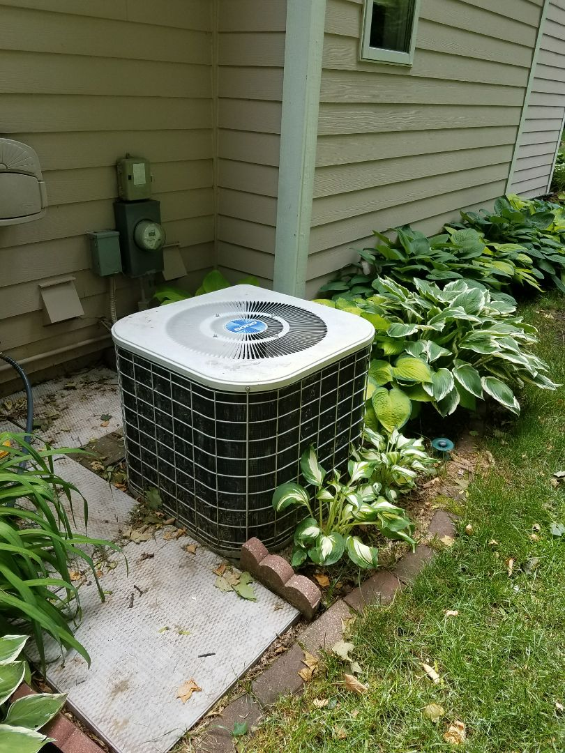 Hanover, MN - Ac not cooling Installed replacement power cap