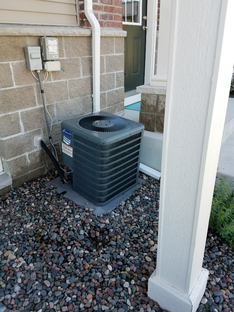 Maple Grove, MN - Goodman cooling system, cooling issues. Lack of heat in home
