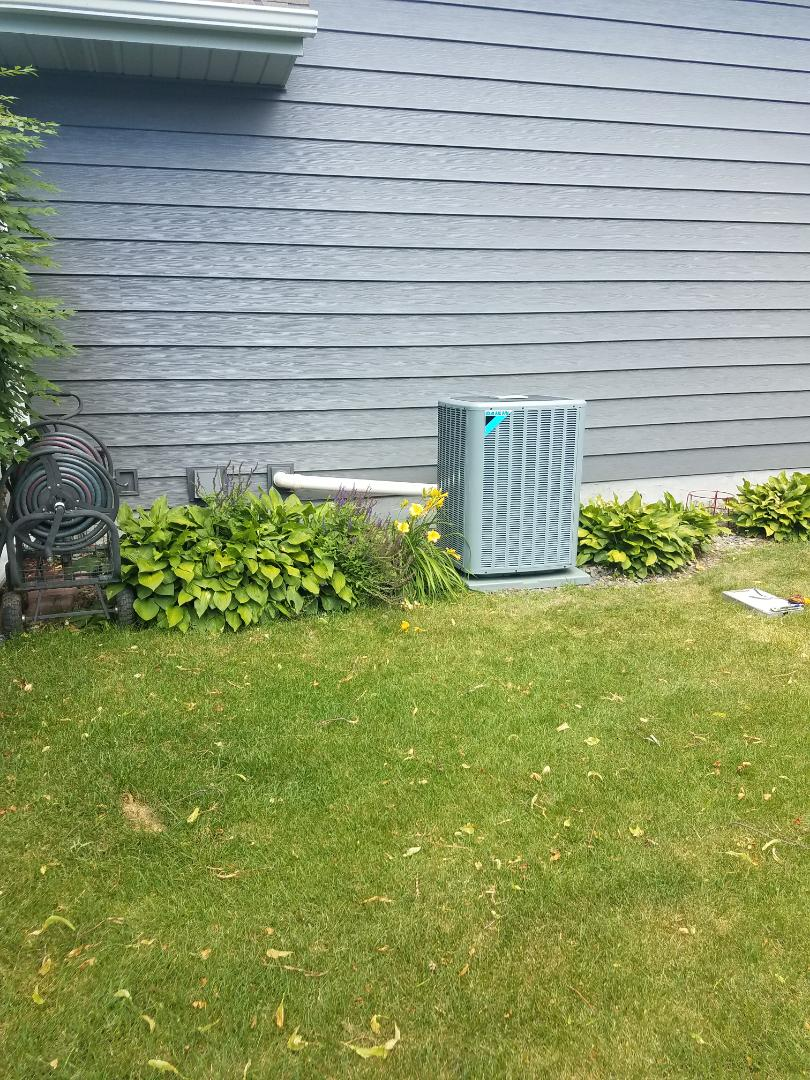 Plymouth, MN - New system install