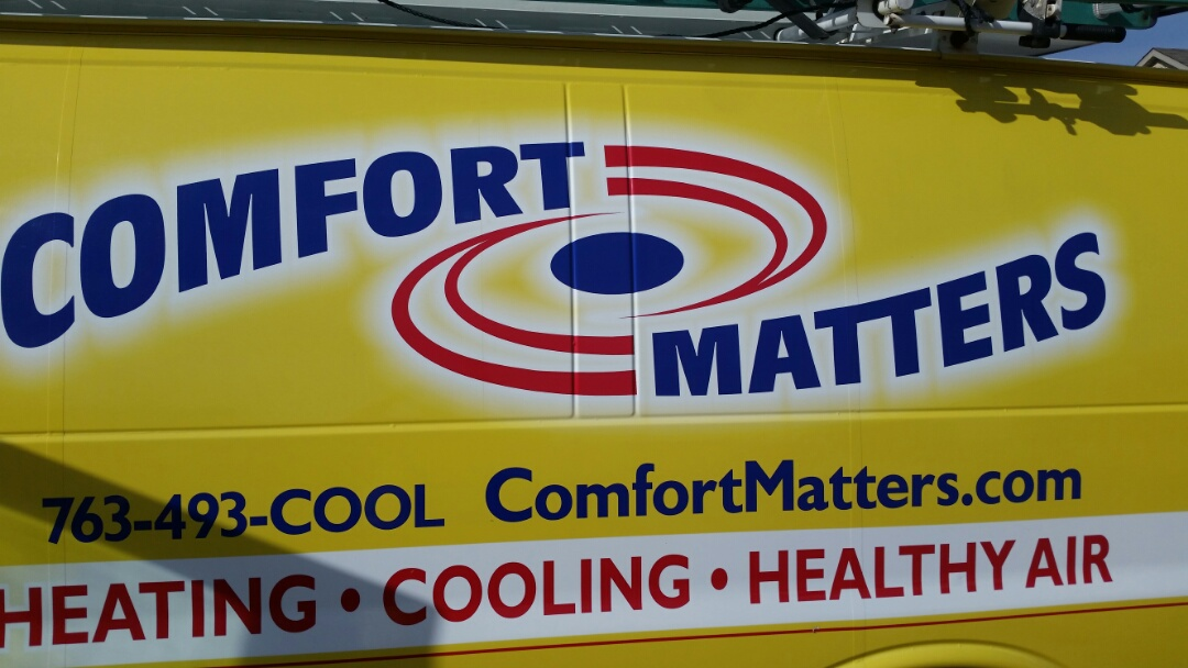 Rogers, MN - A/C maintenance on Goodman unit in Rogers
