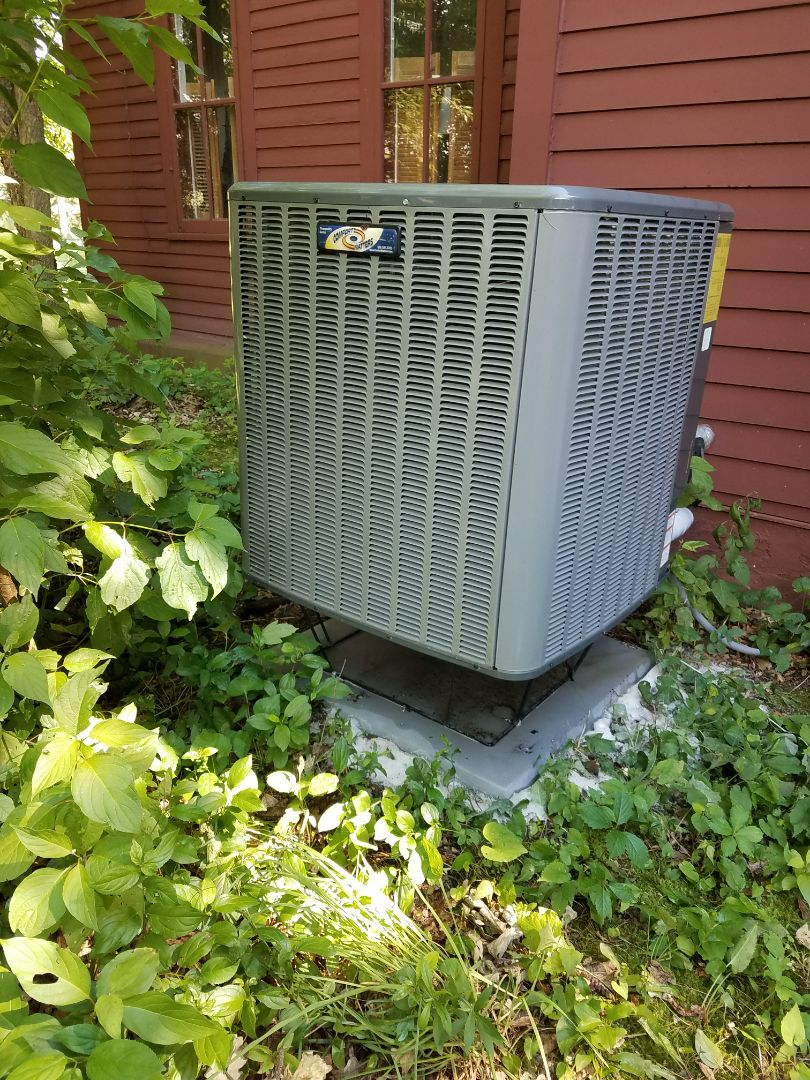 Independence, MN - Comfort matters heat pump cooling system tune up and clean