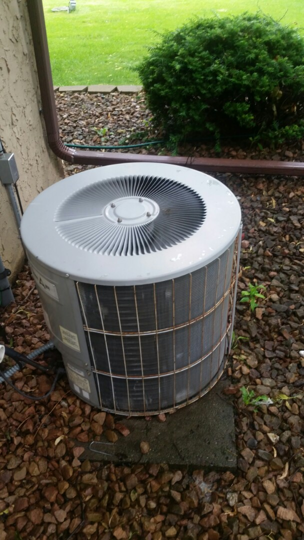 Rogers, MN - A/C maintenance on Home air unit and air handler in Rogers