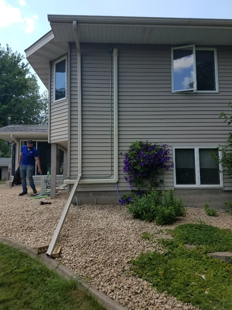 Rogers, MN - Daikin ductless unit install