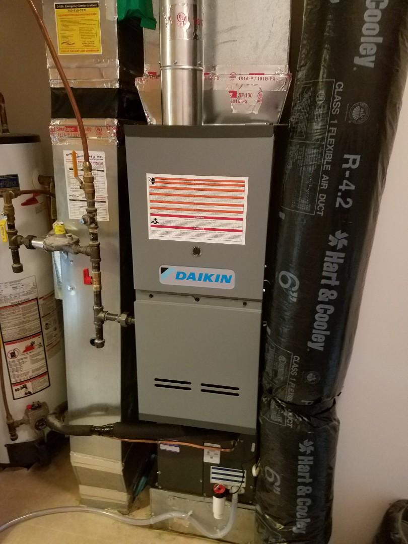 Albertville, MN - New system install