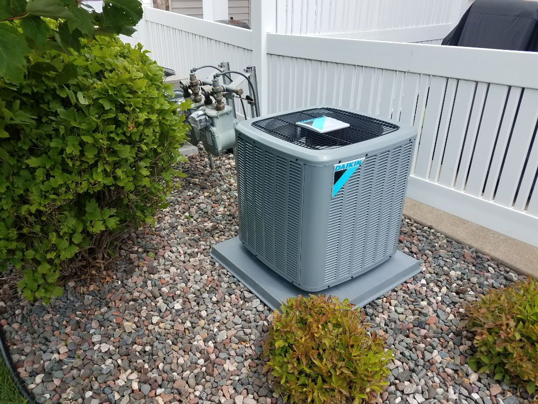 Maple Grove, MN - New system install