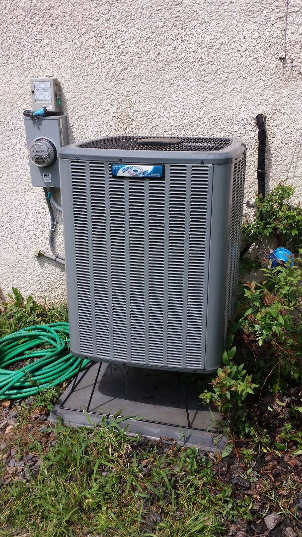 Rogers, MN - Heat pump tune up on Amana unit in Corcoran
