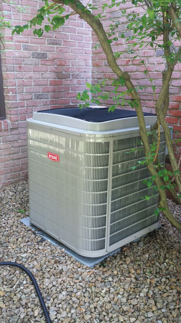 Wayzata, MN - A/C tune ups on 2 Bryant units in Wayzata