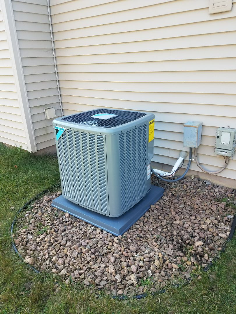 Champlin, MN - System install