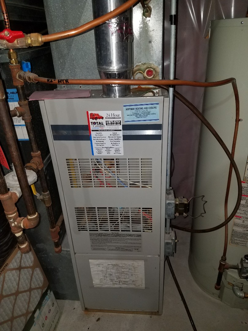 Ramsey, MN - Found furnace tripping on hi limit switch. Heat exchanger in bad shape. Recommended replacement.